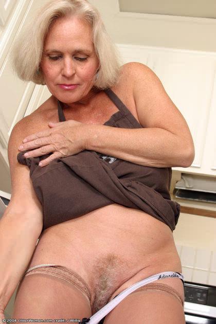 Mature female providers