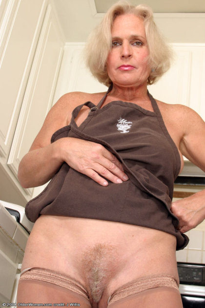 Gray hair mature nude grannies remarkable