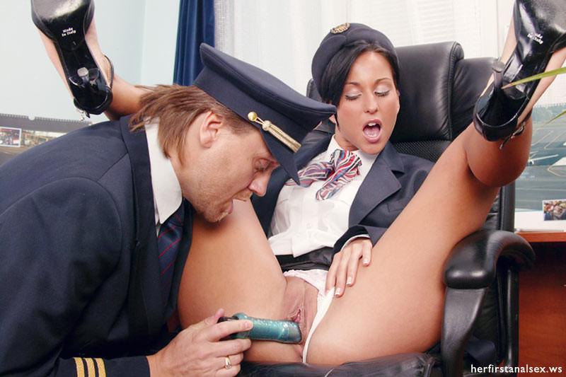 Порно пилот