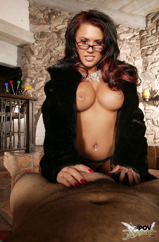 Eva Angelina Pov Sex In A Fur Coat Mobile Porno