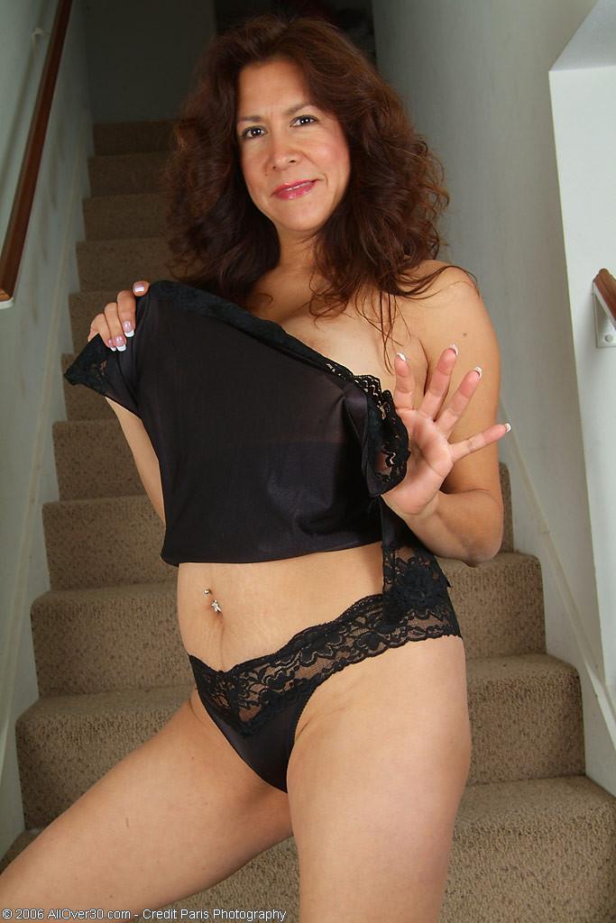 Big Ass Latina Curly Hair