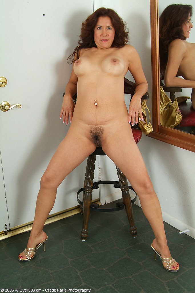 Question not Naked older brunette agree