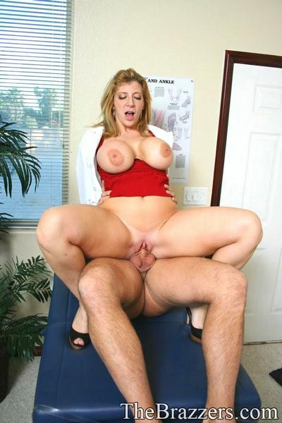 MADELYN: Sara Jay Doctor Porn