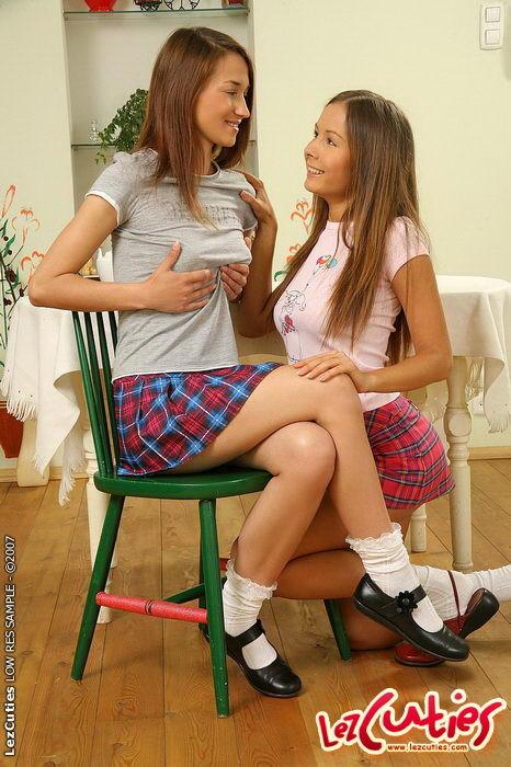 Russian School Girl Lesbian