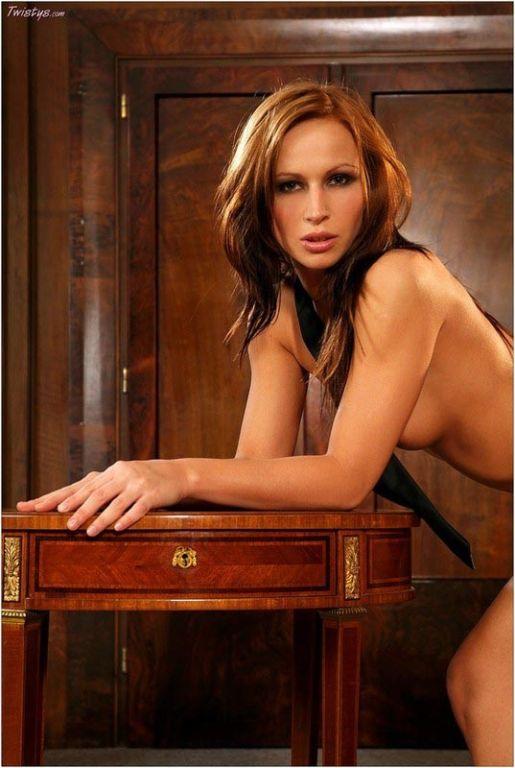 Susana Spears In Coy Strip