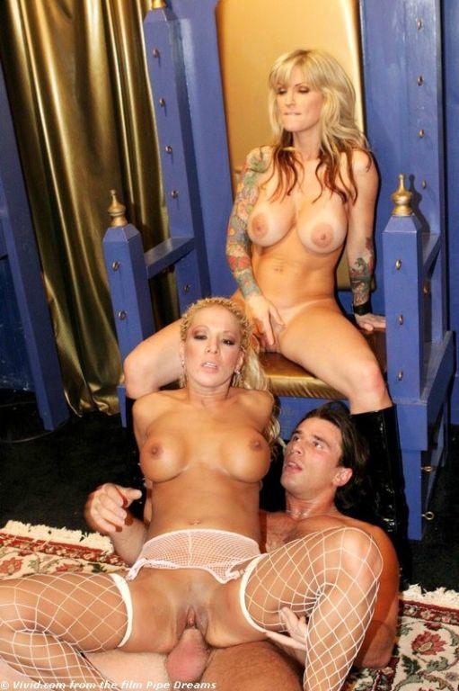 Janine Lindemulder Babes Pussy Drilled
