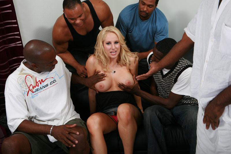 Nikki Sexx Interracial Anal