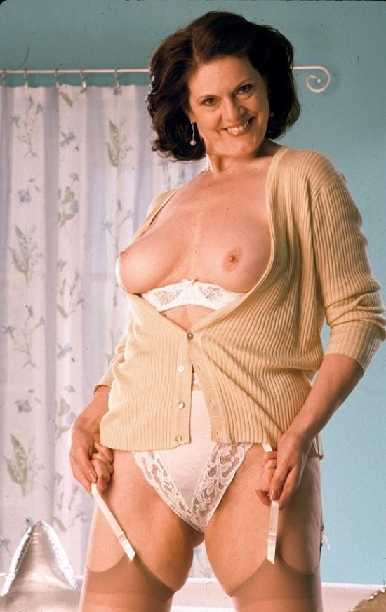 Classy granny porn