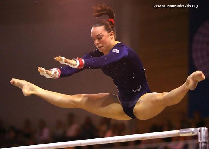 Consider, that Nude girls gymnastics legs spread