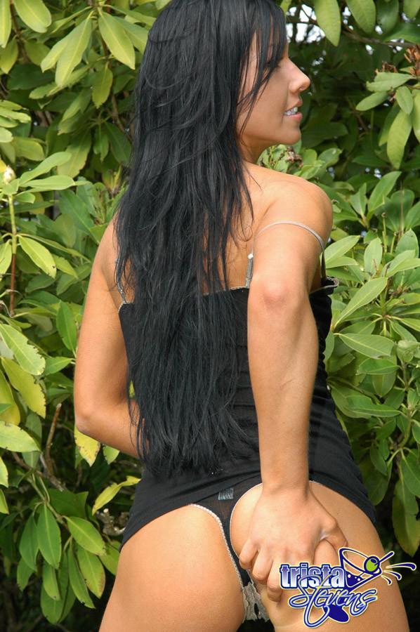 nude Trista Stevens trista stevens brunette · sexy Trista Stevens array  brunette ...