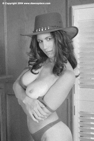 Dawn Allison - Western Girl