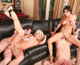 Big tits Milf Pornstar hardcore swing group sex an