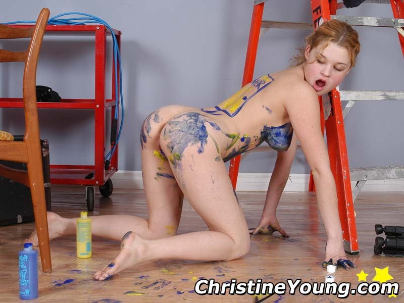 Think, that Christine young nude pictures are also