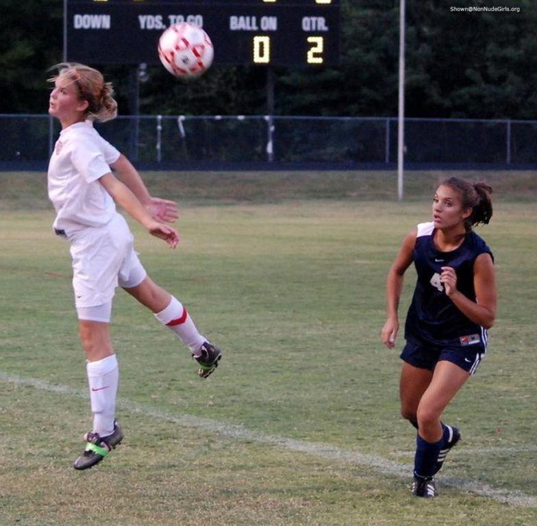 amateur soccer girl