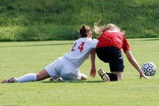 real teens play soccer