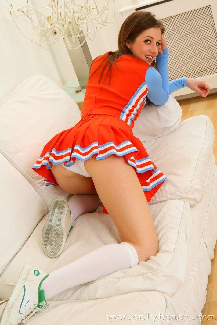Sandra teen stockings
