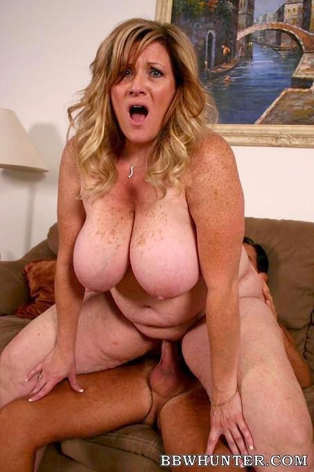 Huge Tits Bbw Mature Fuck