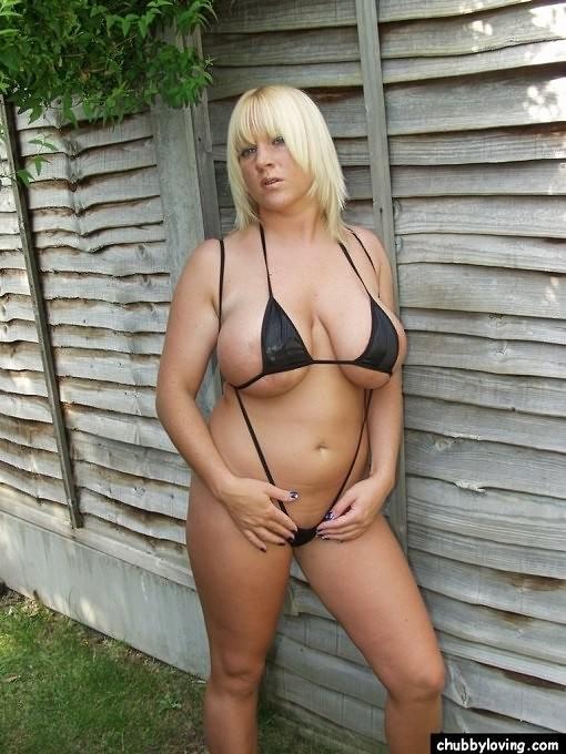 Nude mature female selfie