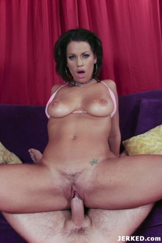Hot big ass latina slut riding big cock
