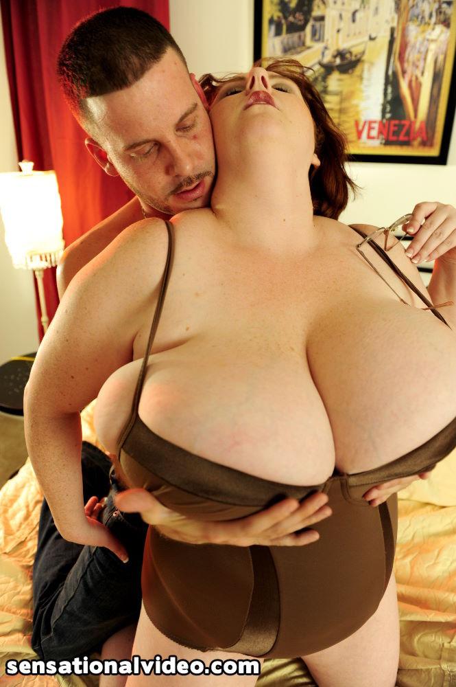 Sensual Big Tits Lesbian