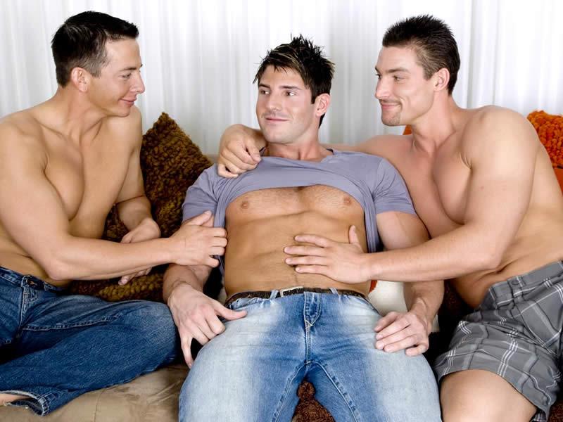 Hot Guys Masturbating Moaning