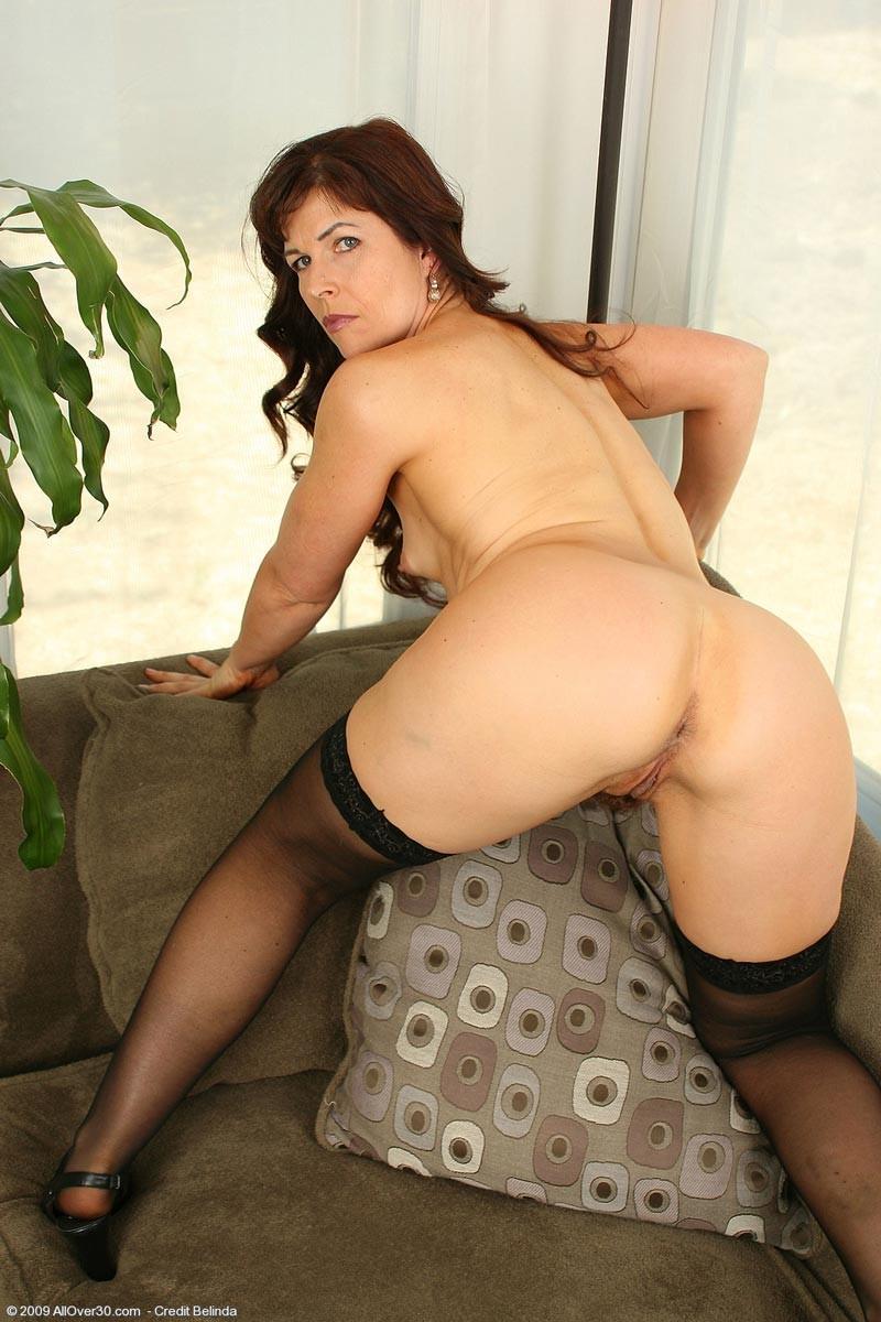 Butt mature tight