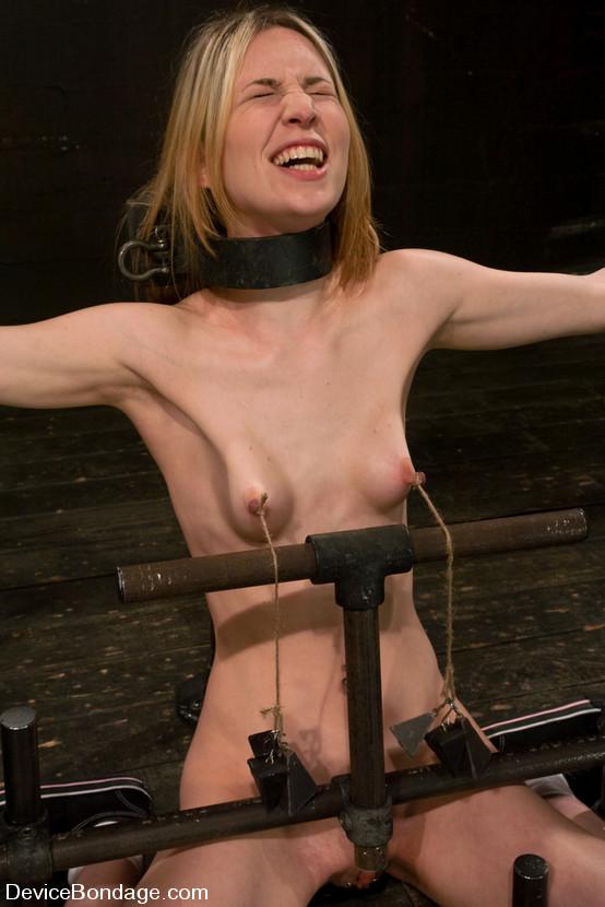 Opinion naked girls electric device bondage