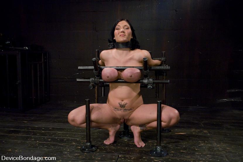 Are huge tits slave slut regret