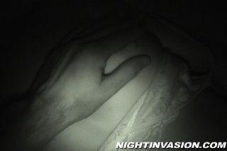 sleeping beauty ambushed and fucked gently in her