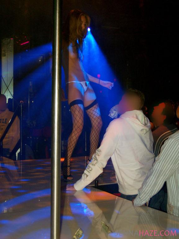 Jenna Haze Feature Dances At A Strip Bar In El Pas