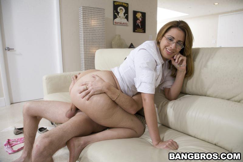 Sexy boobs american model