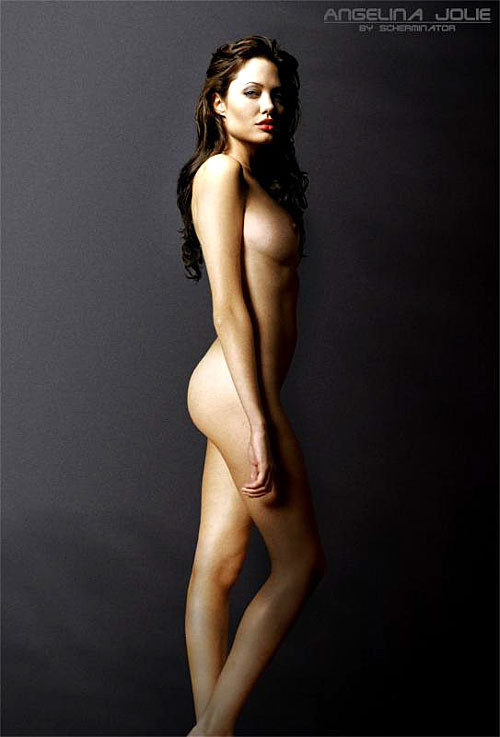 Remarkable, angelina jolie pure naked that