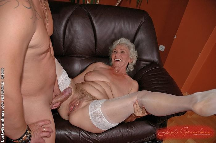 Grandma hardcore fuck