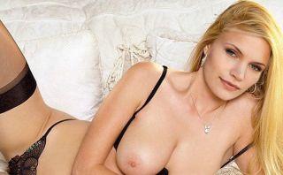 Natasha Henstridge nude photos and getting fucked