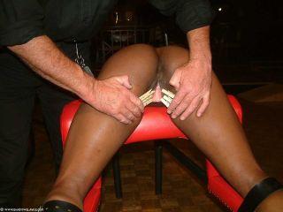 After club strip