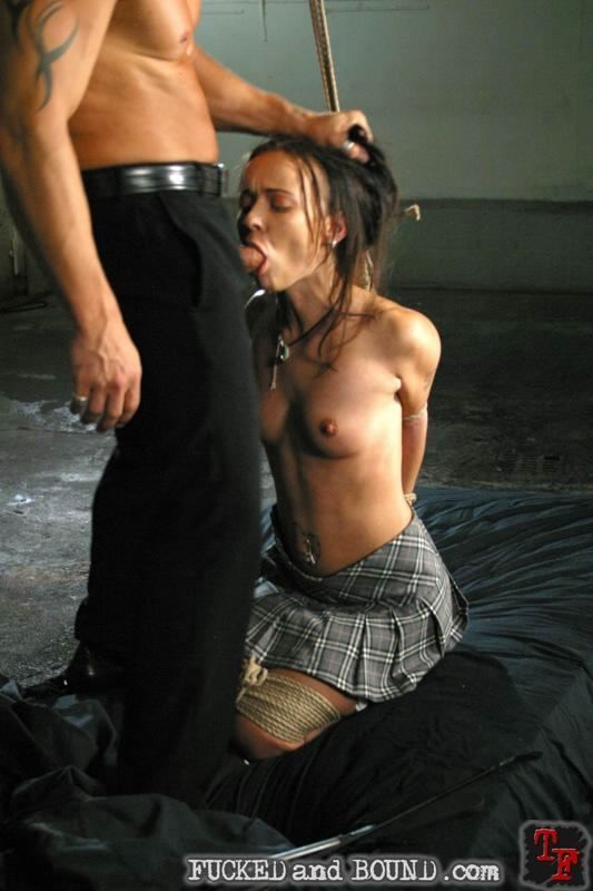 Big tit anal dildo