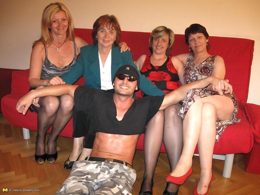 Infinitely mature nl free orgy