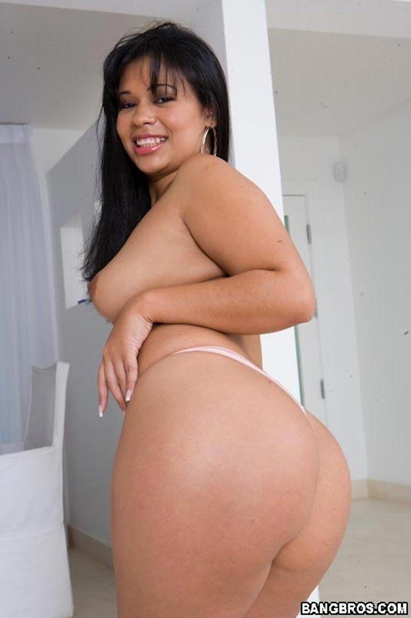 Latina ass free