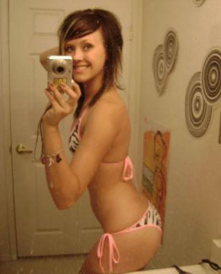 naked girl next door sexy self photos