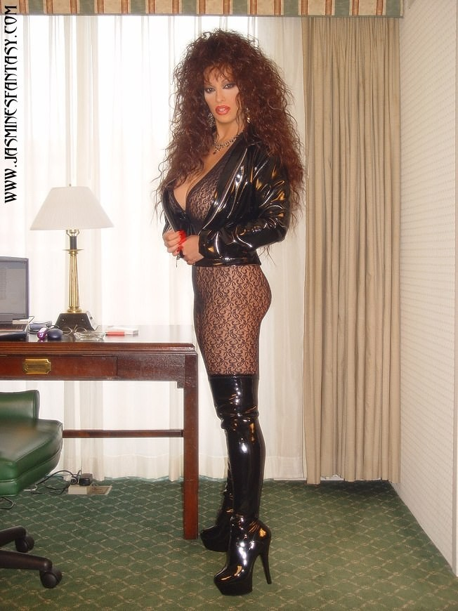 Boots milf smoking hot simply