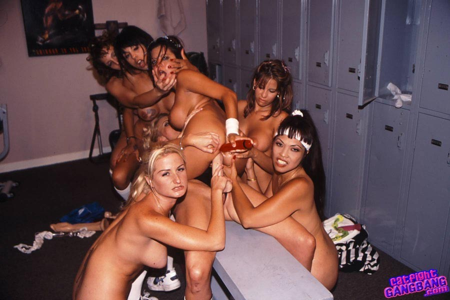 ... nude Gina Ryder lesbians bdsm lesbian orgy