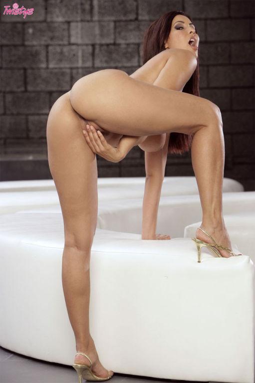 Cyberskin vibrating vagina