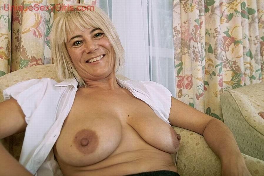 Skinny Mature Big Nipples