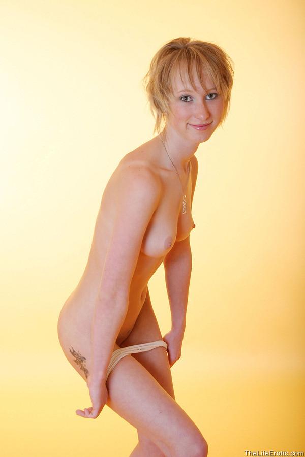 Think, that Skinny redhead pointy tits necessary phrase