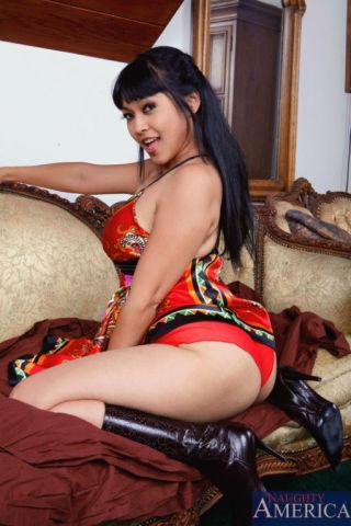 nude Mika Tan asian blowjob