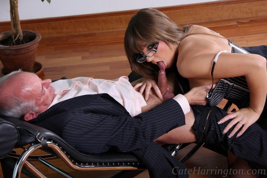 Porn Cate Harrington Office Big Tits