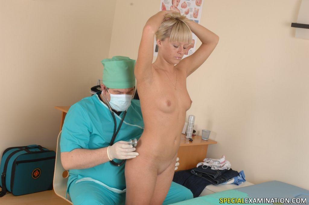 Nude medical exams