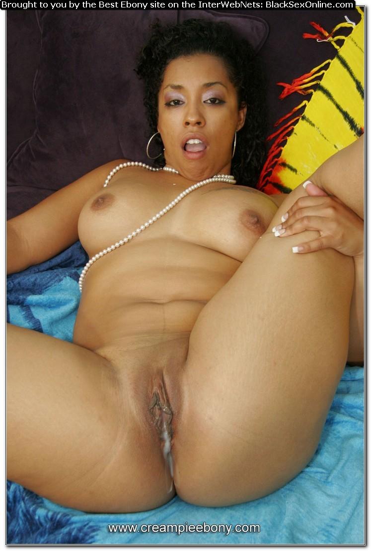 Ebony Anal Creampie Homemade