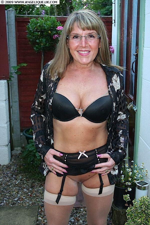 Skinny blonde pussy shaved german