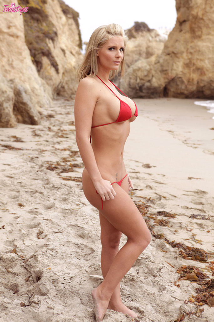 beach naked marie phoenix